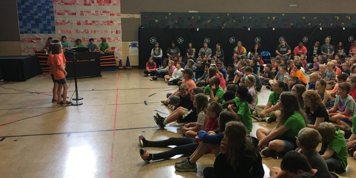 Hidden talents come to light on the last day of school in Cape Girardeau