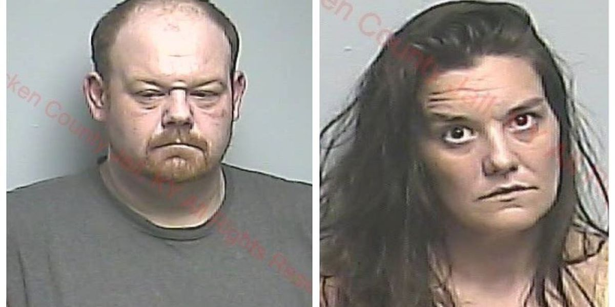 Man, woman accused of selling meth to undercover detective