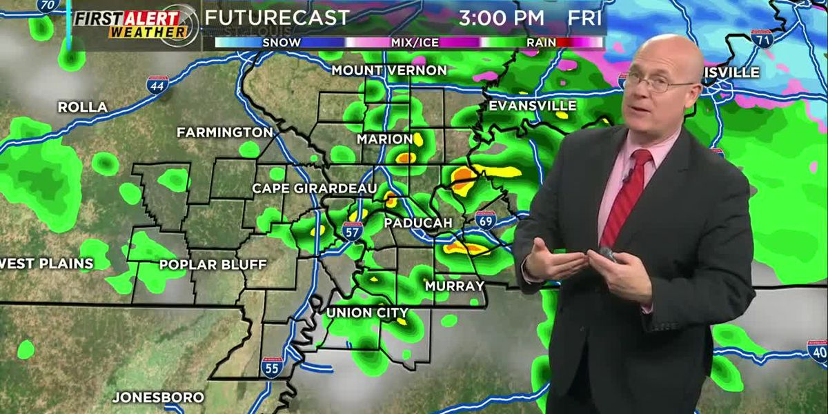 First Alert Weather 5 p.m. 2/27/2020