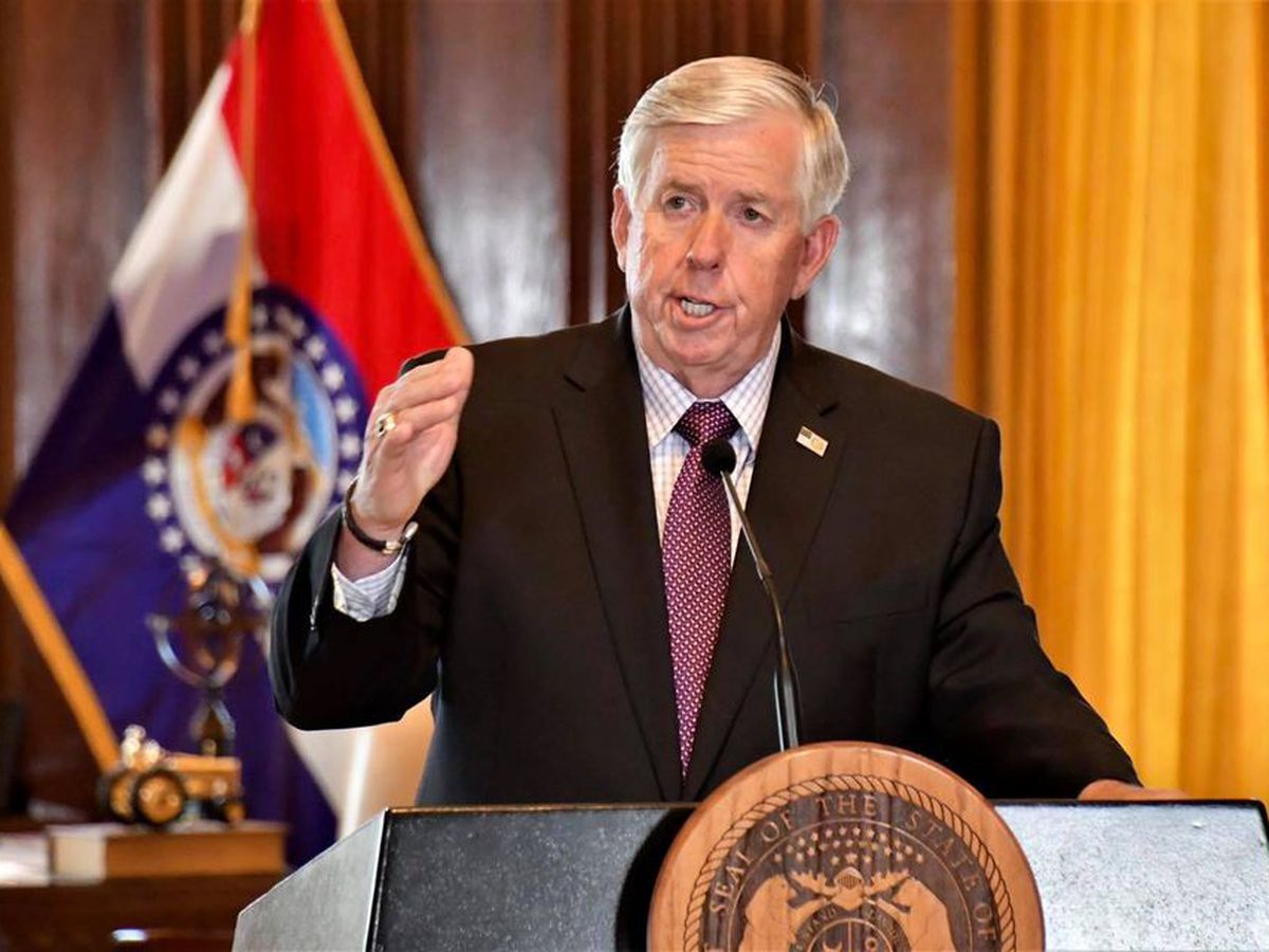 Gov. Parson: Mo. to end all federal pandemic-related unemployment benefits