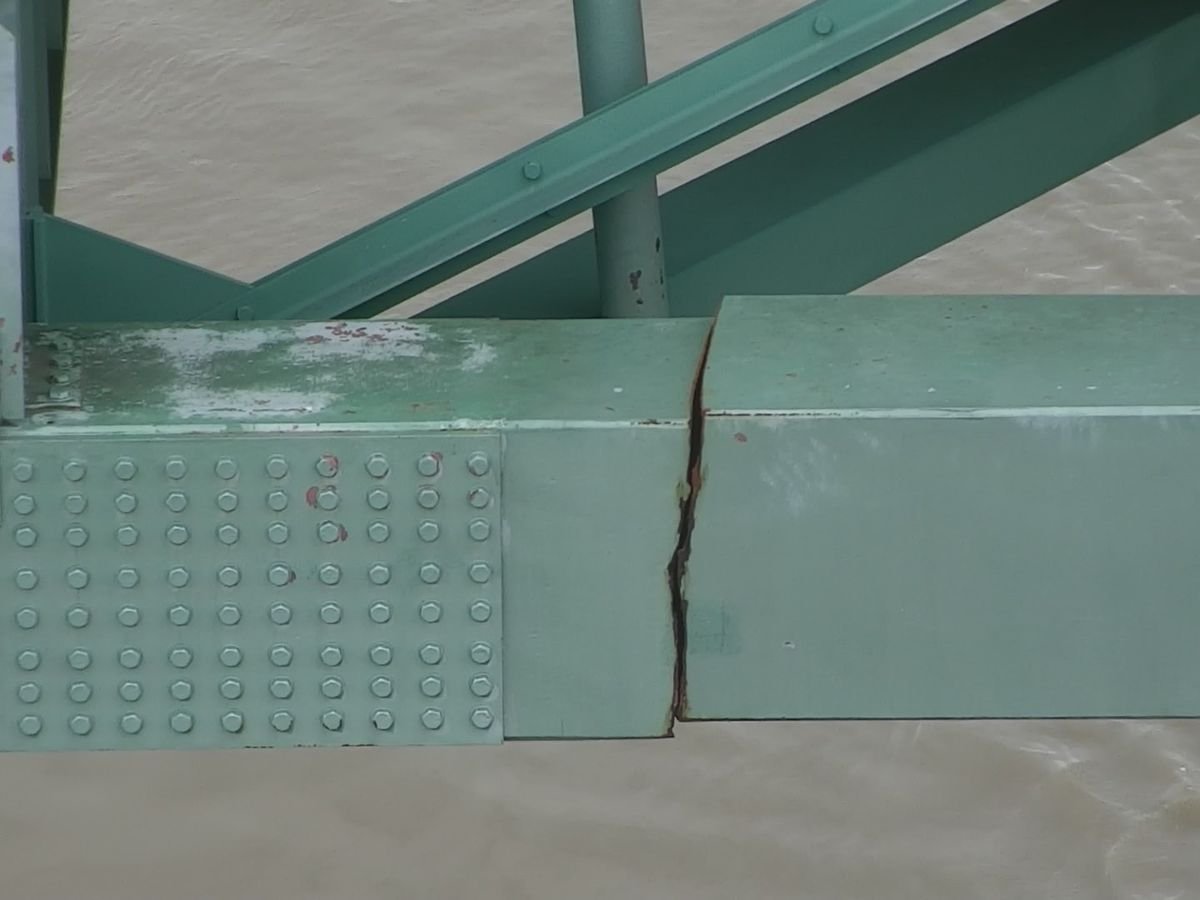 TDOT working on interim repair plan to allow time to build replacement beam for I-40 bridge