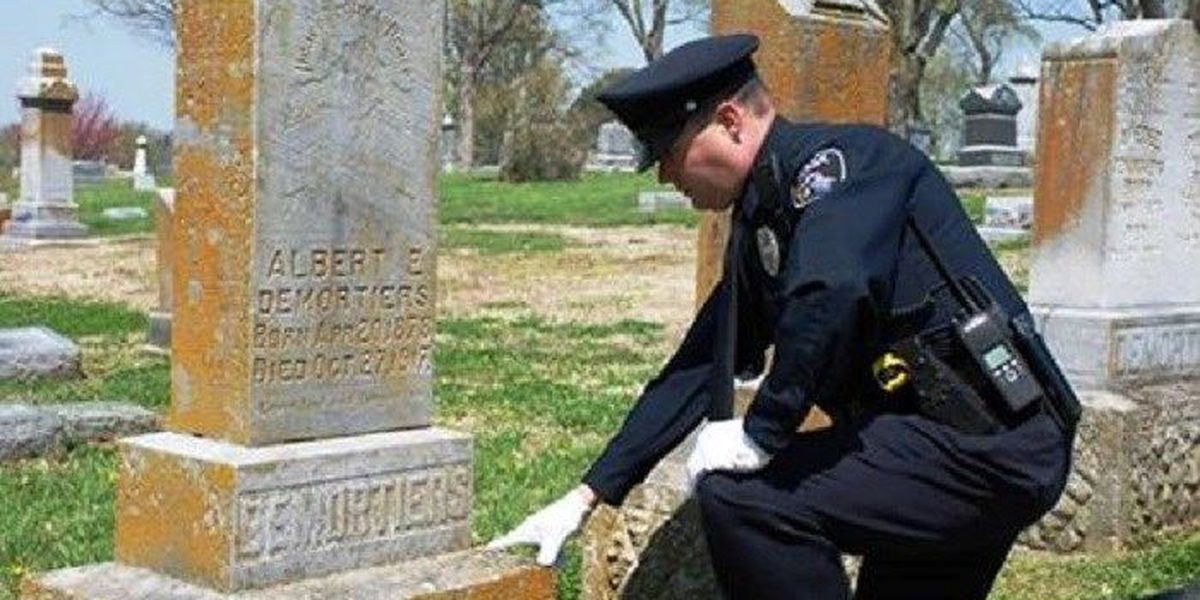 Cape Girardeau PD remembers officer killed in line of duty 98 years ago