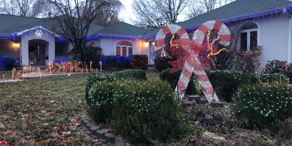 Carterville man finds solution for Grinch who cut Christmas lights
