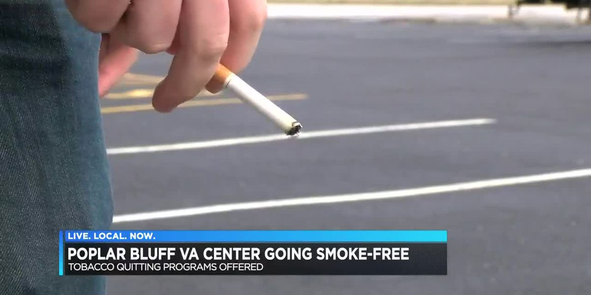 Poplar Bluff VA to go smoke-free