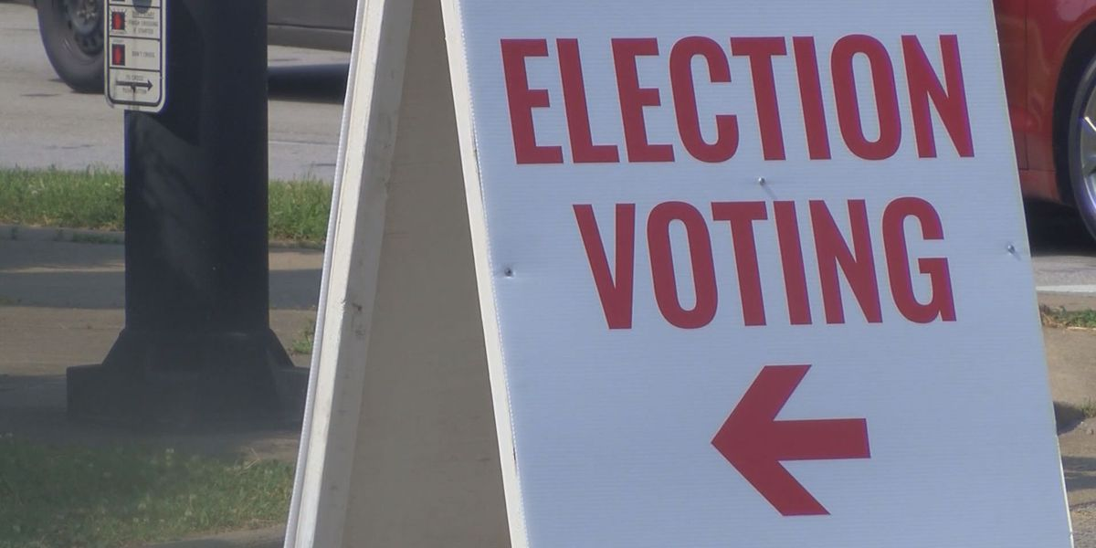Early voting begins in Kentucky