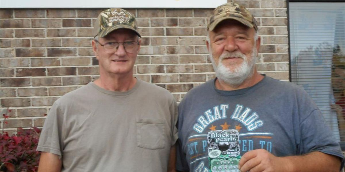 Ellington, MO man wins $100K with lottery ticket on Election Day
