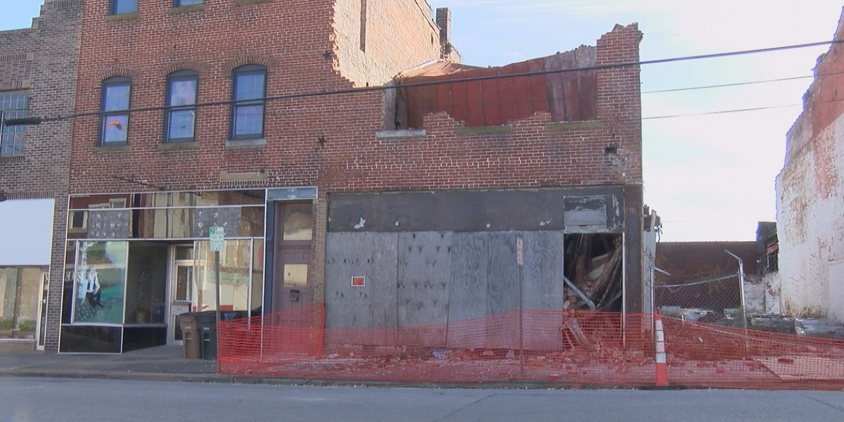 Council member wants to fix dilapidated buildings in Cape Girardeau