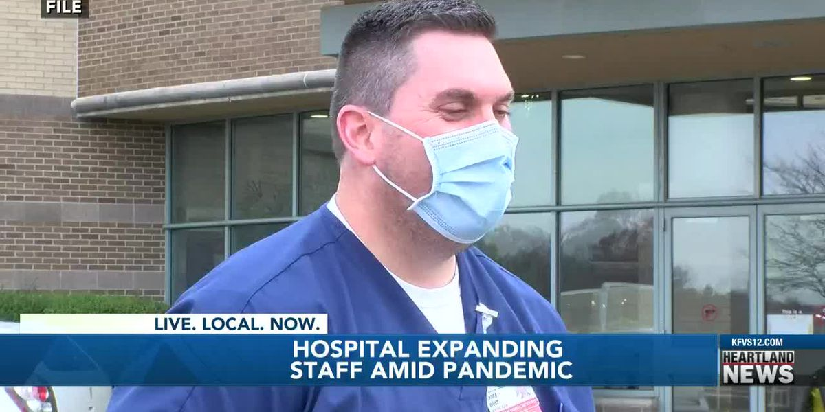 Hospital expanding staff amid pandemic