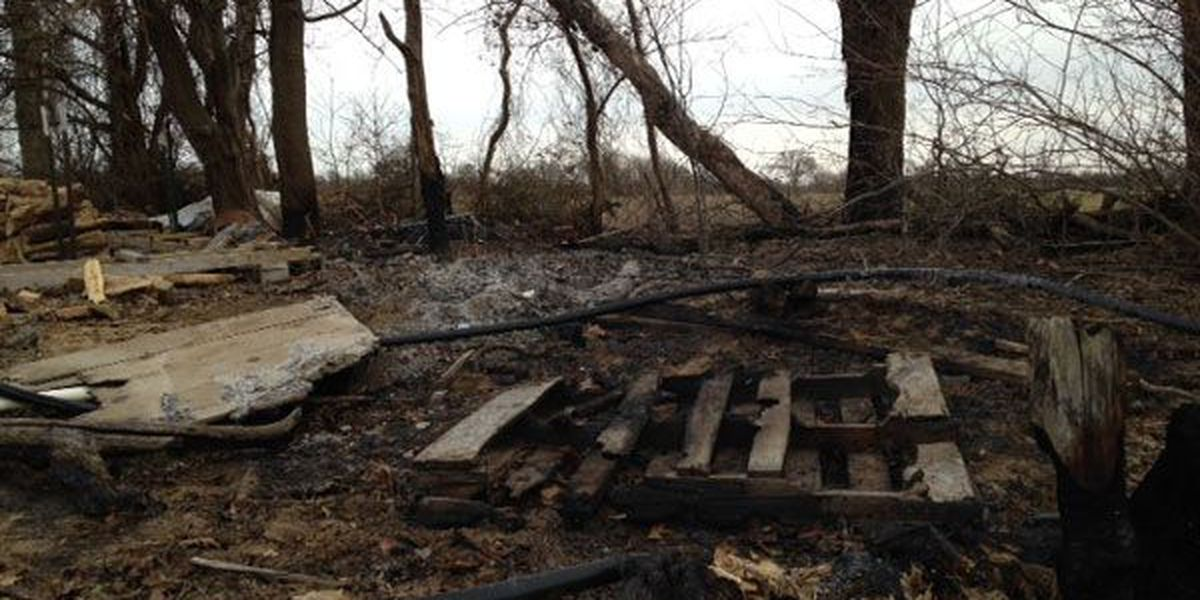 Dry conditions, winds spread brush fires
