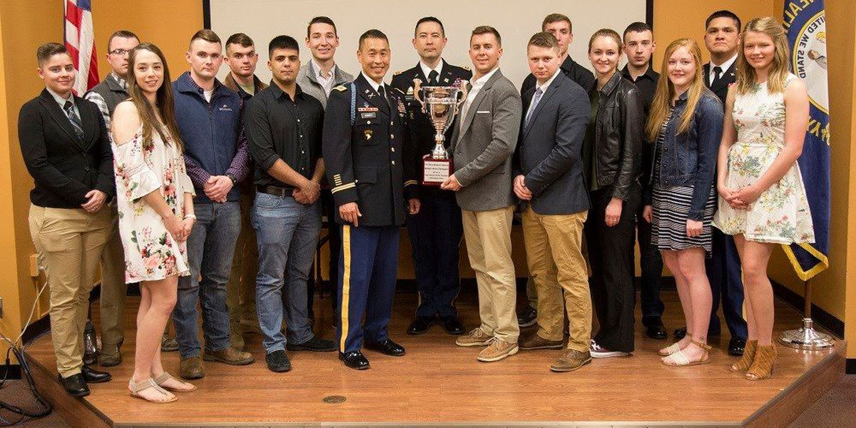 Murray State ROTC program honored as Top Manned Partner