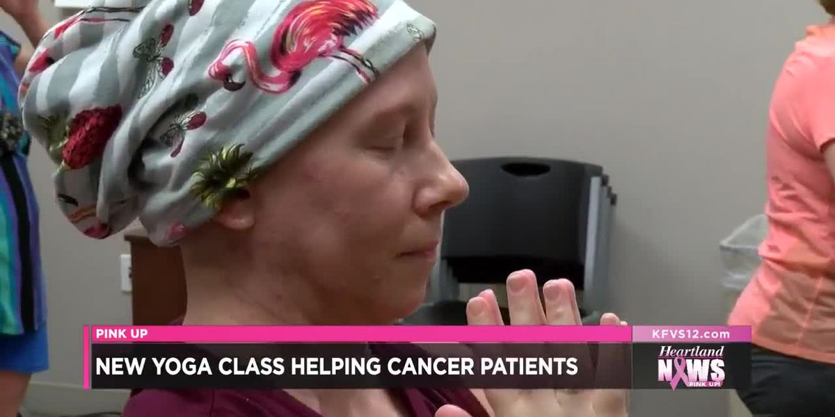 Pink Up: New yoga class is helping cancer patients