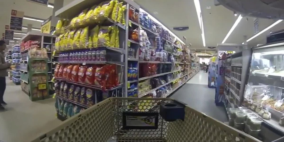 High prices at grocery stores and supply chain disruptions expected to persist