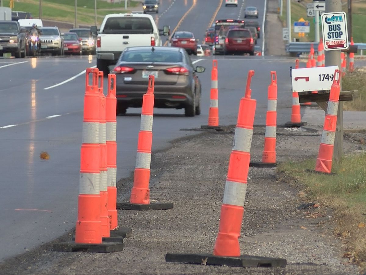 Kingshighway paving project in Cape Girardeau Co. makes progress
