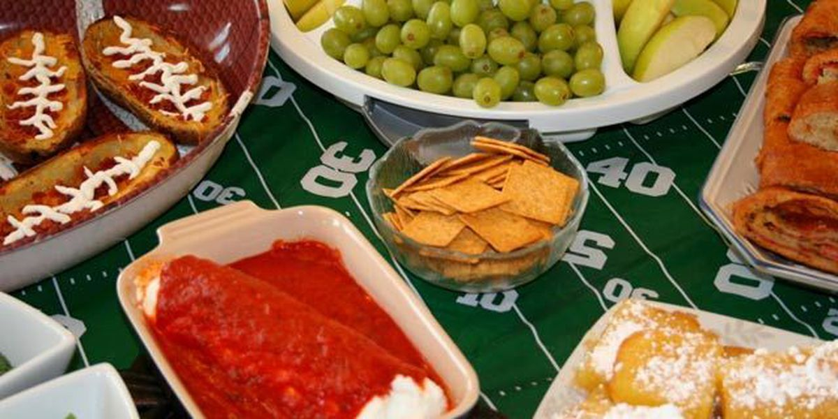 Super Bowl Sunday fun food facts