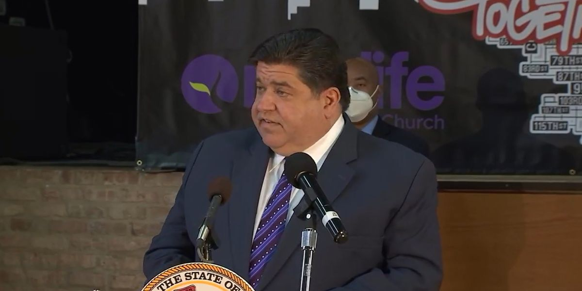 Gov. Pritzker announces new community-based approach to juvenile justice