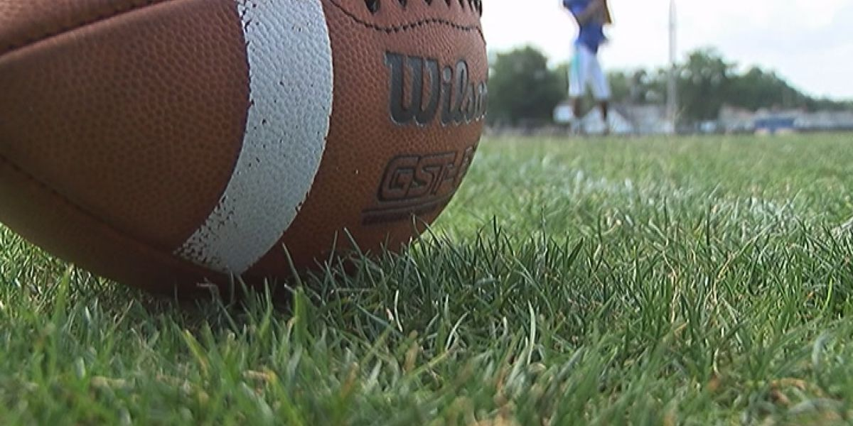 Heartland Football Friday Week 8