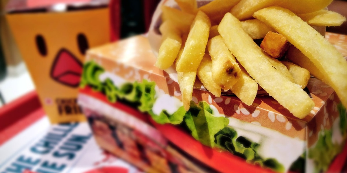 National Fast Food Day means free food!