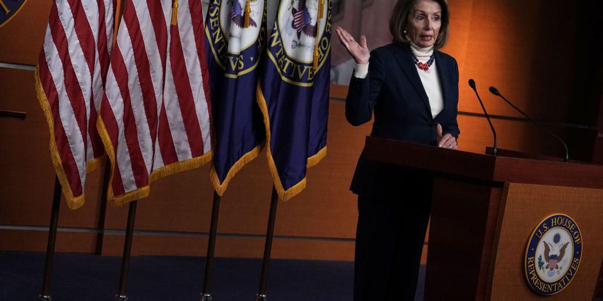 Amid shutdown spat, Pelosi cancels Afghanistan trip, cites Trump 'leak'
