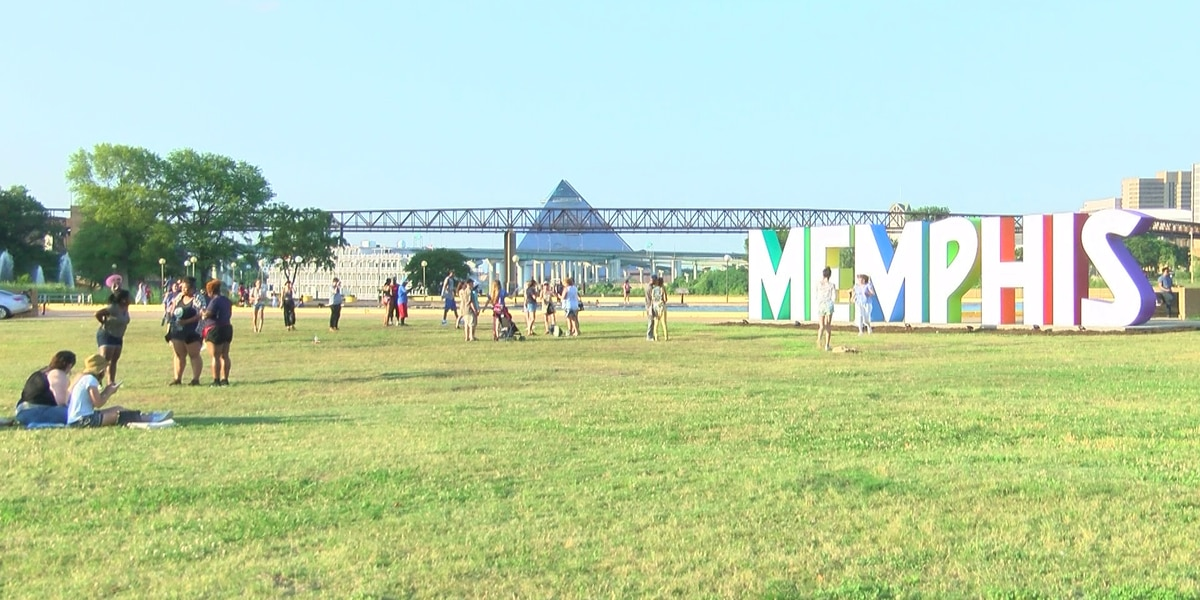 Memphis River Park Partnership brings new attractions to the riverfront