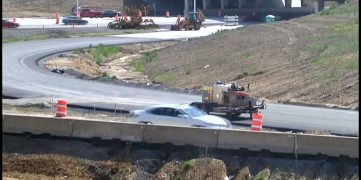 Major road projects around Marion taking shape