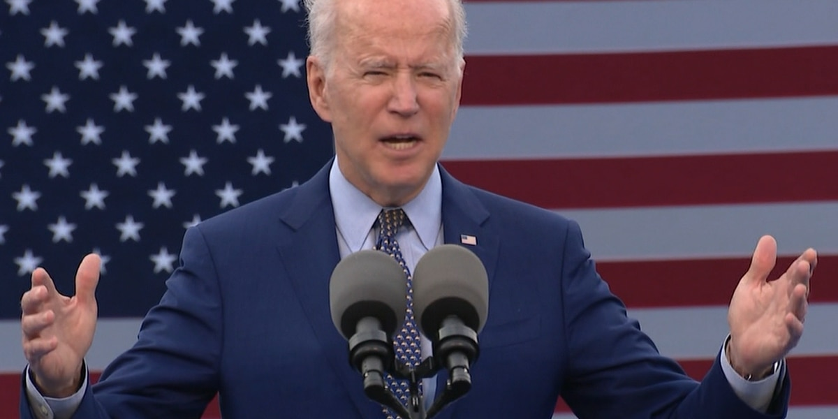LIVE: Biden remarks on COVID response