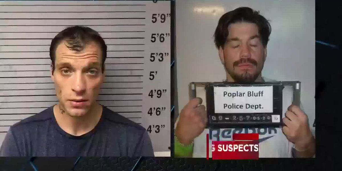 Poplar Bluff shooting suspects identified