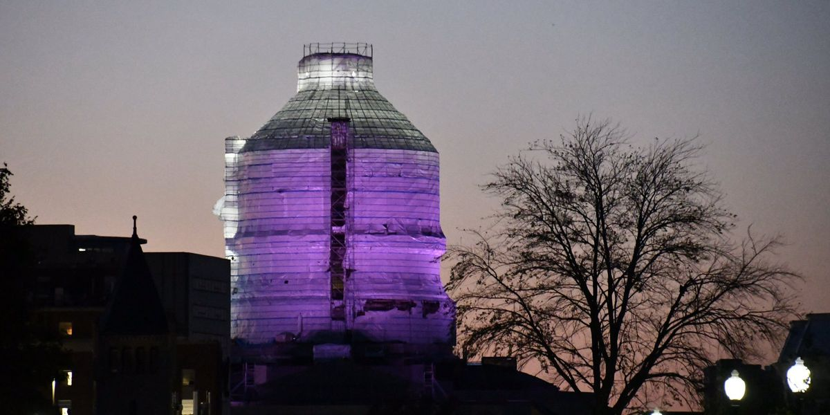 Mo. Capitol Dome to be lit pink in honor of Breast Cancer Awareness Month