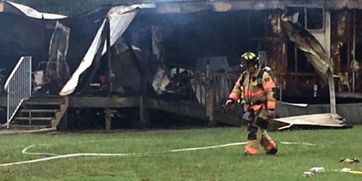 1 dead after mobile home fire in Cape Girardeau Co., Mo.