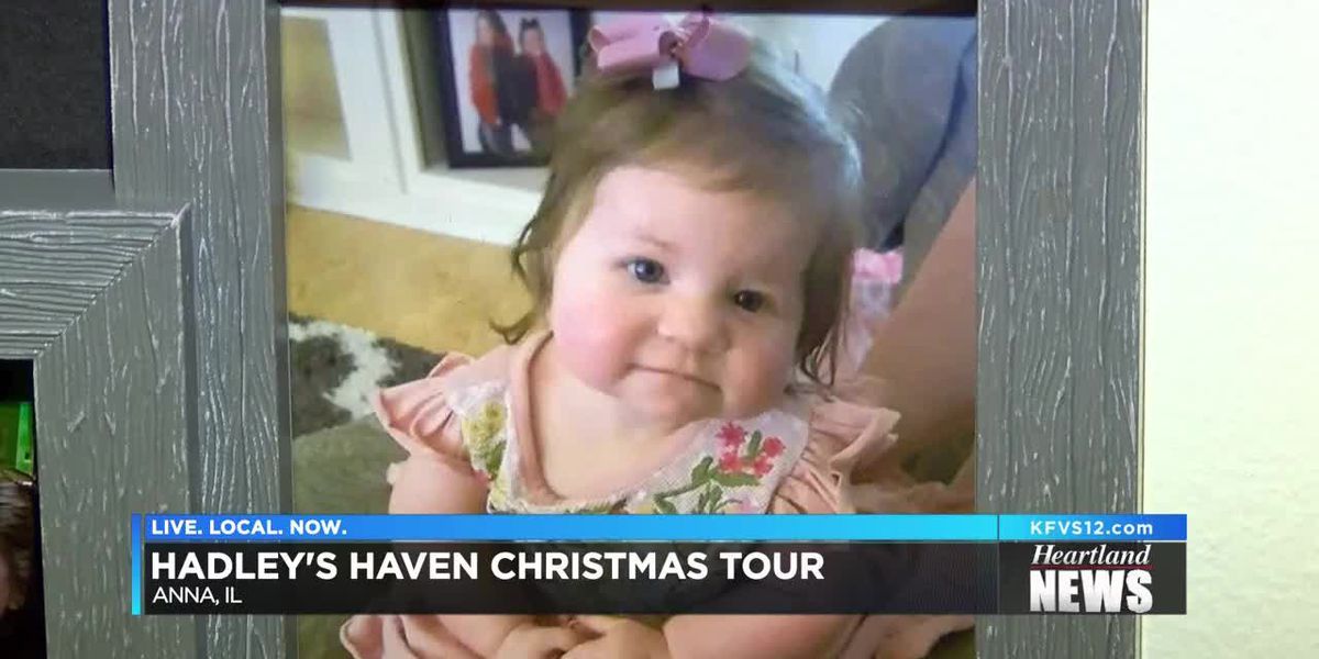 Hadley's Haven Christmas tour begins