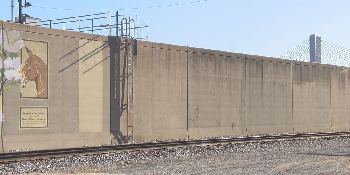 Cape Girardeau Public Works reassures floodwall protection in great shape