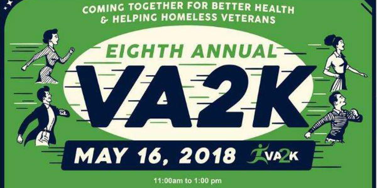 Marion VA Healthcare System holds VA2K Walk and Roll