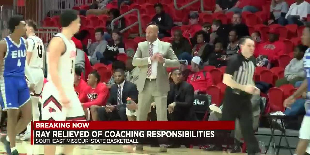 SEMO's Rick Ray relieved of duties