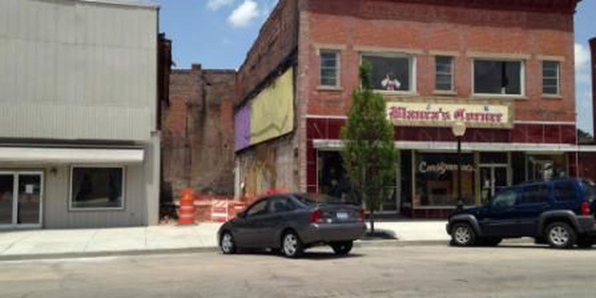 Du Quoin mayor to form group to look at downtown building safety