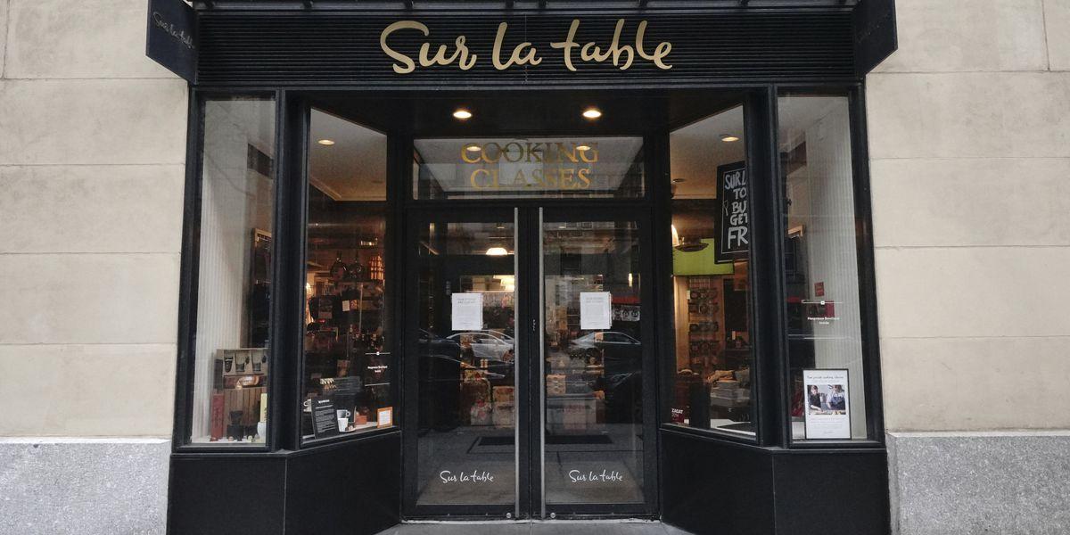 Sur La Table closing 56 stores, seeking bankruptcy protection