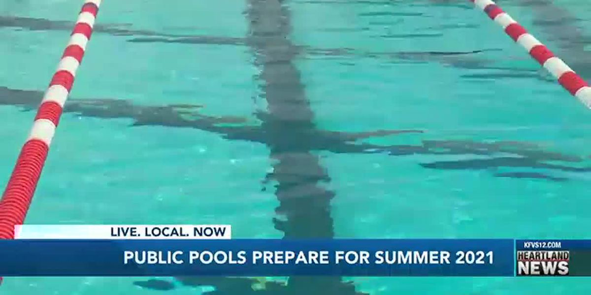 Public pools prepare for 2021 summer season