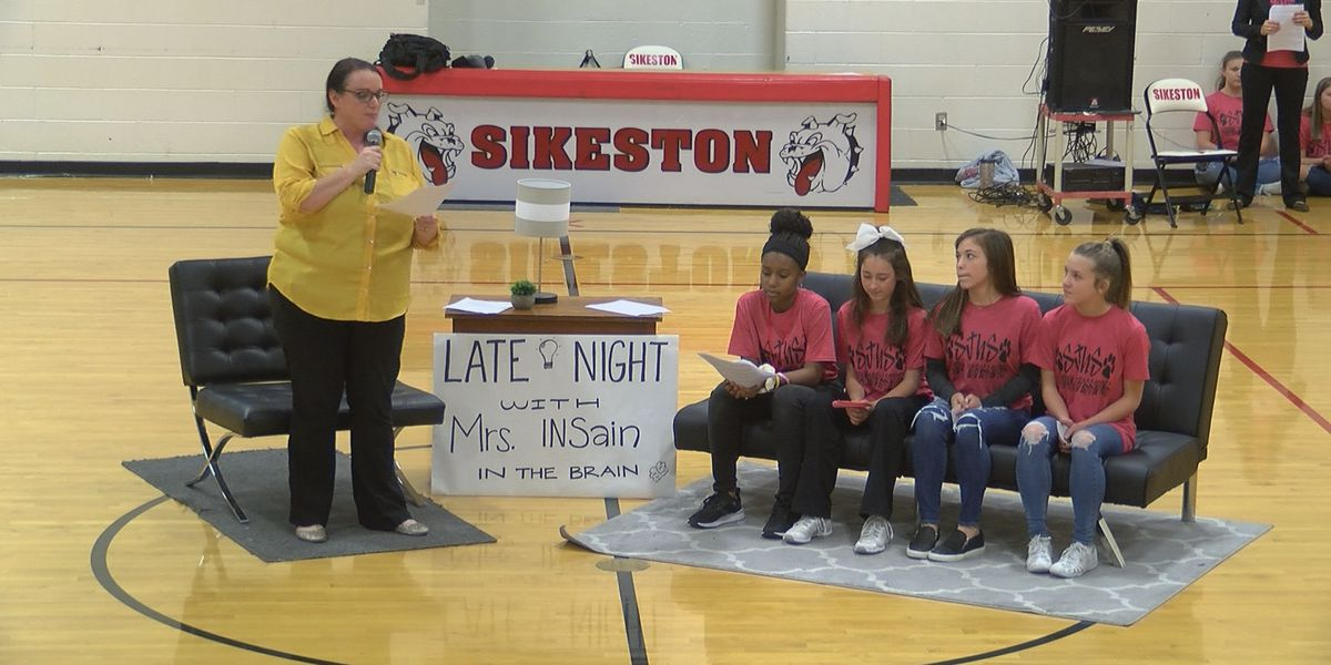 Student-led anti-bullying campaign brings awareness in Sikeston