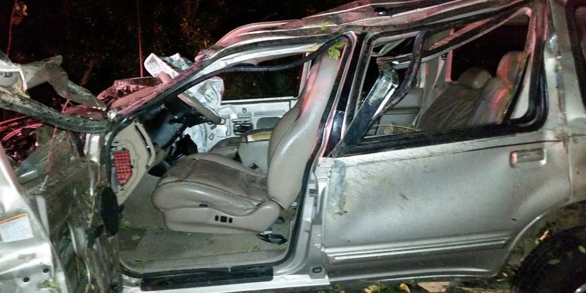 4 teenagers hurt in McCracken County, KY crash