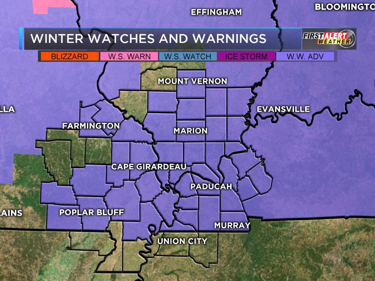 FIRST ALERT ACTION DAY Saturday for heavy rain, winds, snow, icy roads