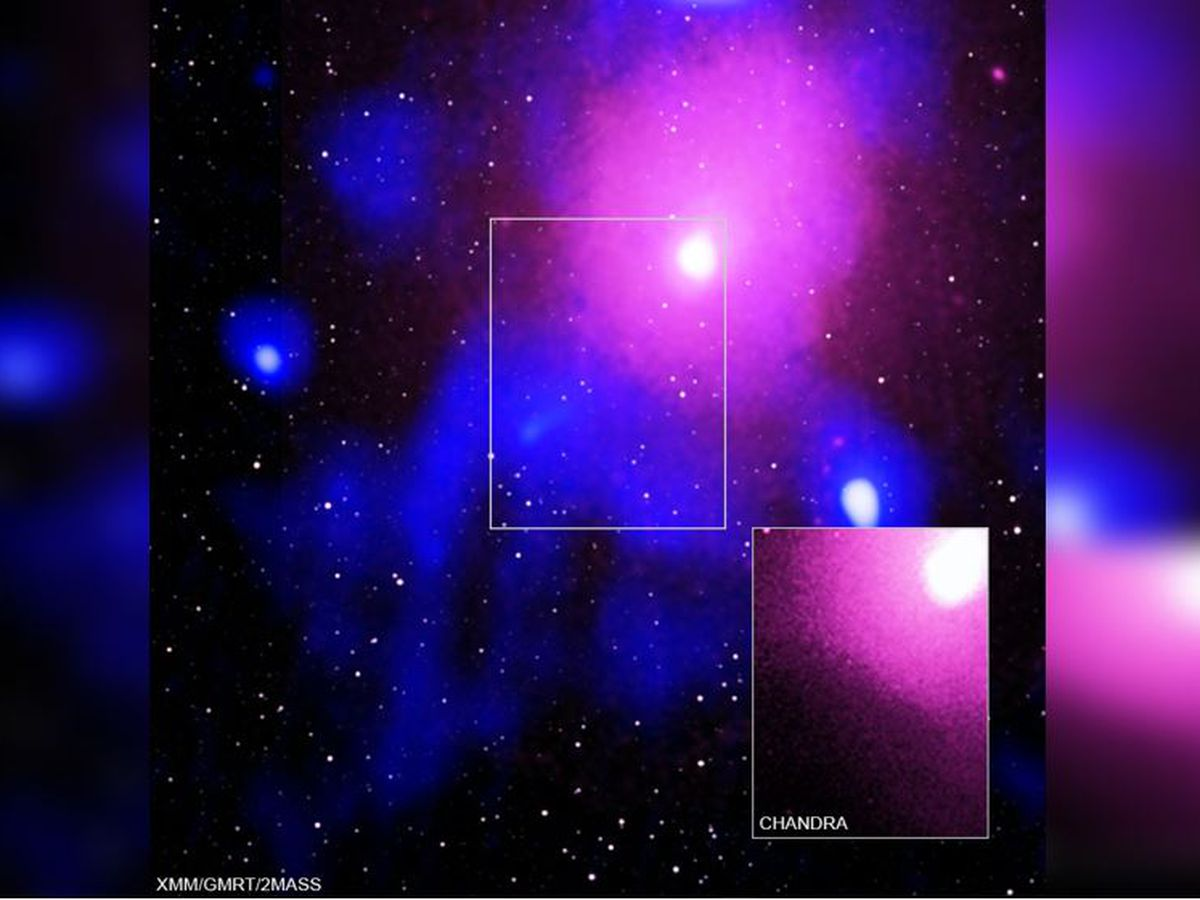 Boom! Biggest explosion seen in universe came from black hole