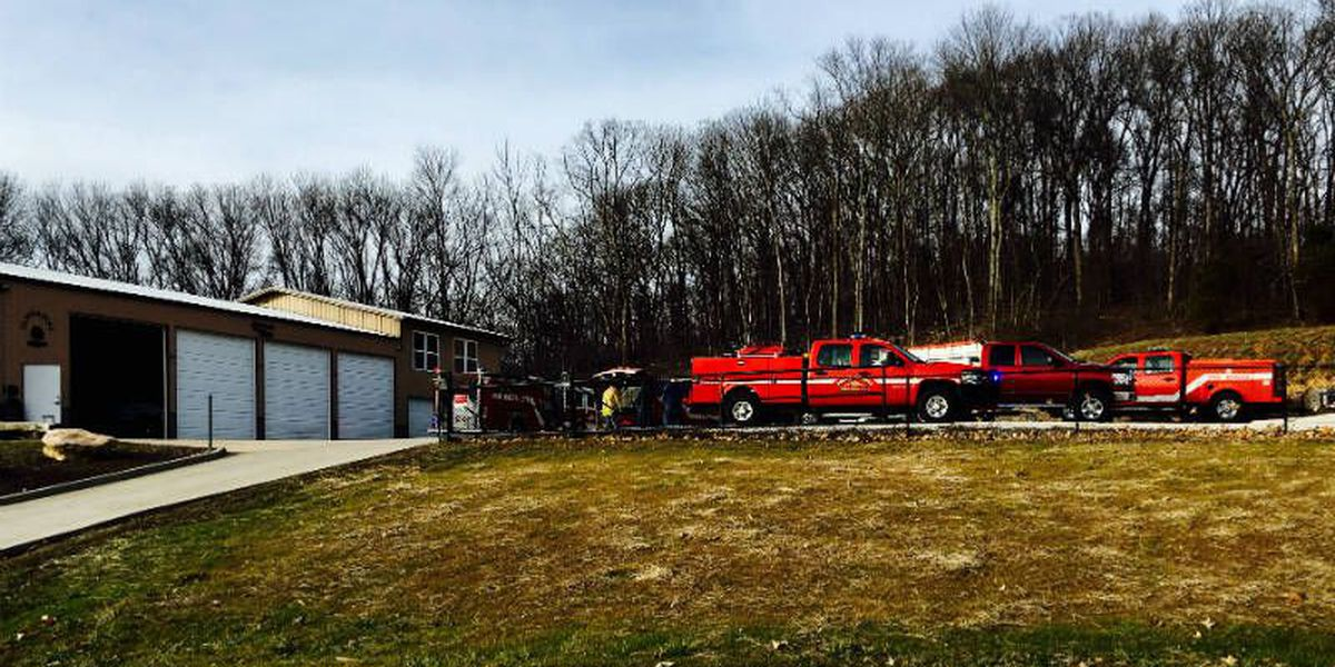 Crews respond to brush fire in Cape Girardeau Co.