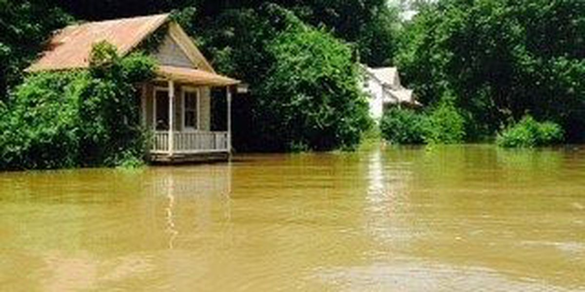 Flooding affects small town in Perry County, MO