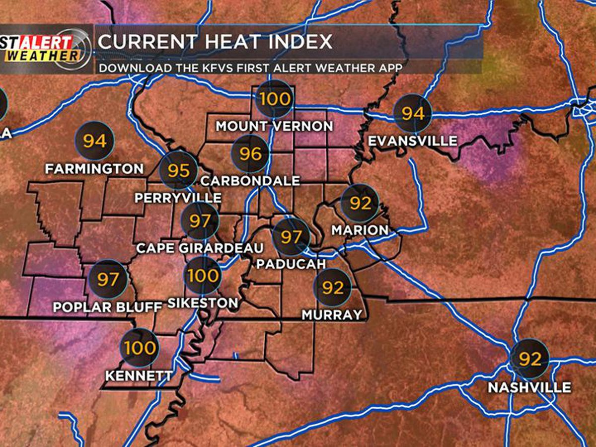 First Alert: Hot, humid Tuesday