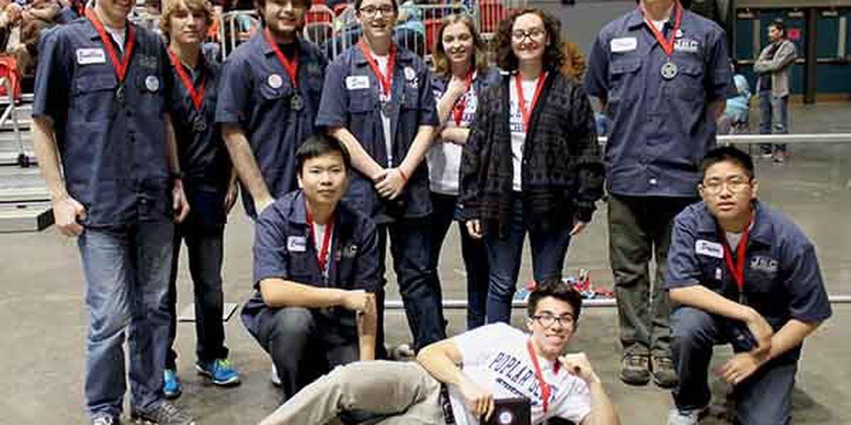 Iron Mules build state-qualifying robot