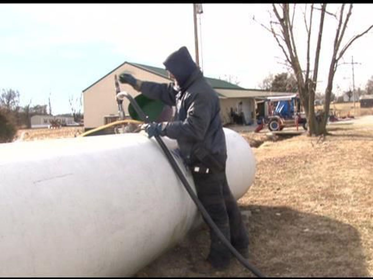 Low propane supply prompts emergency declaration in Mo., Ill.