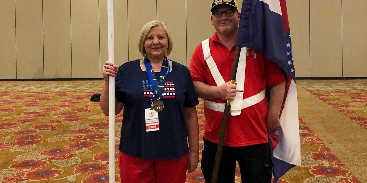 Local veterans compete in National Veterans Golden Age Games