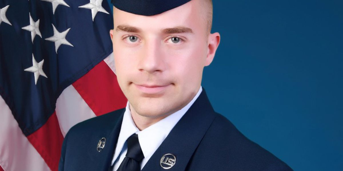 Kevil, KY native graduates from U.S. Air Force basic training