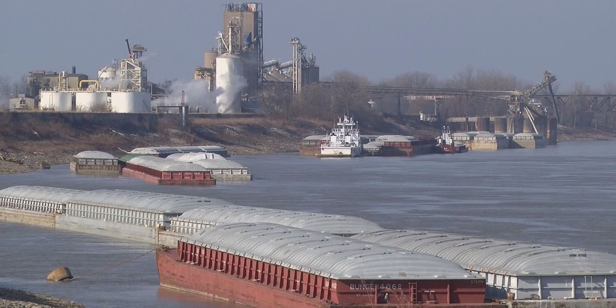 Construction of new Cairo port to bring jobs to southern Illinois