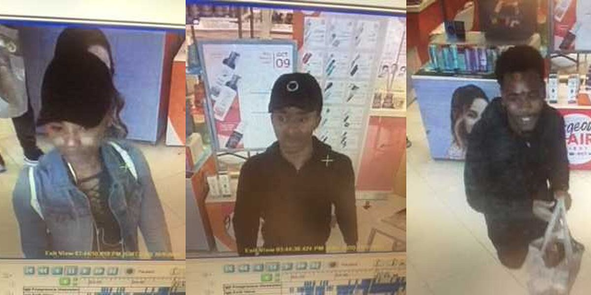 3 wanted in connection to Ulta theft in Paducah, KY