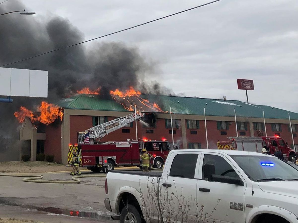 Boil order issued after water supply used fighting Miner, MO hotel fire