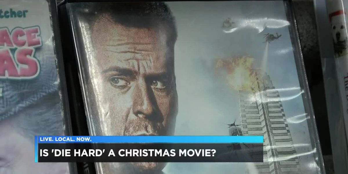 Is 'Die Hard' a Christmas movie?